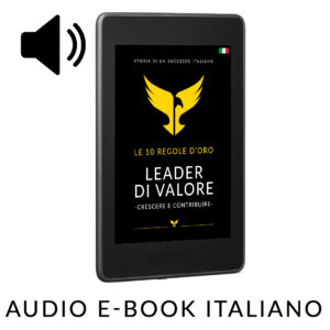 Leader di valore audio e-book italiano