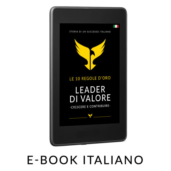 Leader di valore e-book italiano